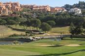 Uitzicht Golfbaan